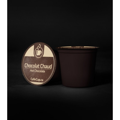 K-Cups Chocolat chaud / Hot chocolate | 24 dosettes