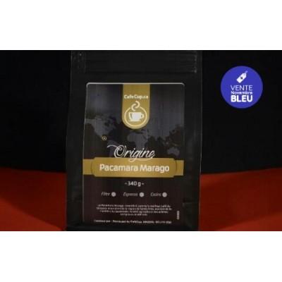 Café Pacamara Marago Origine | Café en vrac, format 340g | Intensité 8.0