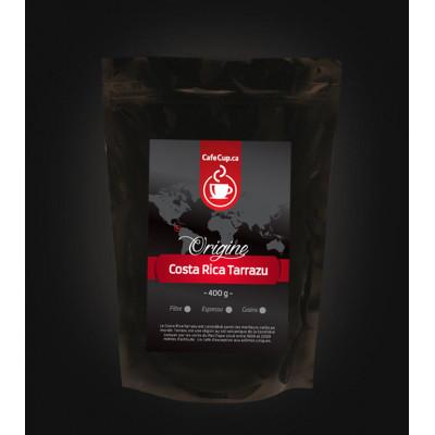 Café Costa Rica Tarrazu Origine | Café en vrac, format 400g | Intensité 8.0