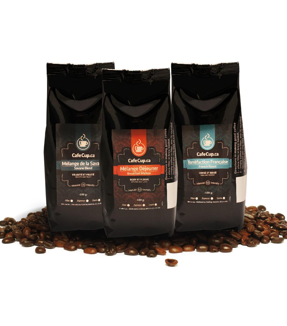 cafe en sac
